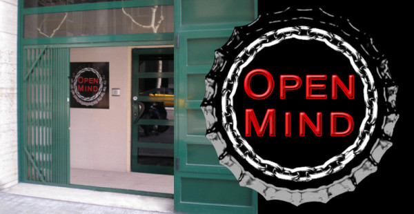 Open Mind es un club, blablab  www.openmindbcn.com
